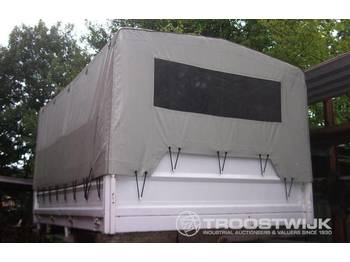 Curtainside swap body Mercedes-Benz Mercedes-Benz