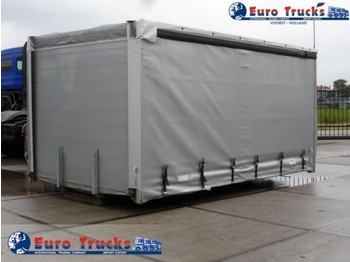 Curtainside swap body Mercedes Benz Weindel