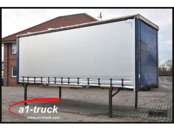 Curtainside swap body Wecon 3 x WPR 782 NV SG A, Hubdach, Innenhöhe 2830mm