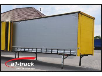 Curtainside swap body Wecon WB 7,82 BDF Jumbo verzinkt, Code XL, DCE 9.5: picture 1