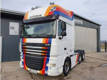 DAF 105.510 6X2 10 tyres - SSC - tractor unit
