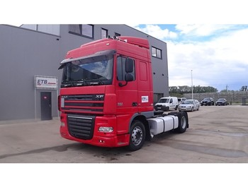 DAF 105 XF 410 Space Cab (MANUAL GEARBOX / BOITE MANUELLE / PERFECT) - tractor unit