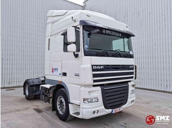 Tractor unit DAF 105 XF 460 spacecab manual 550'km TOP1a