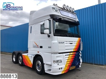 DAF 105 XF 510 6x2, SSC, EURO 5, Airco, Adaptive cruise control - tractor unit
