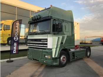 DAF 95XF.480 SSC EURO2 MANUAL + INTARDER FULL EXTRA *TOP* - tractor unit