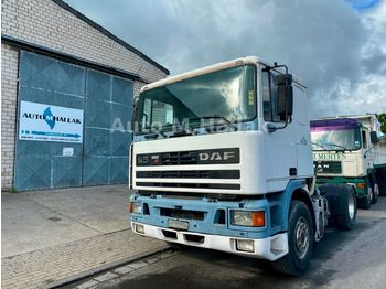 DAF 95.350 ATi Lowroof  Manualgear GOOD CONDITION  - tractor unit