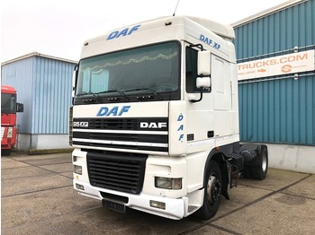 DAF 95-430XF SPACECAB (EURO 3 / ZF16 MANUAL GEARBOX / AIRCONDITIONING) - tractor unit
