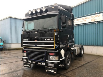 Tractor unit DAF 95-430XF SPACECAB (MANUAL GEARBOX / RETARDER / AIRCONDITIONING / EURO 3)