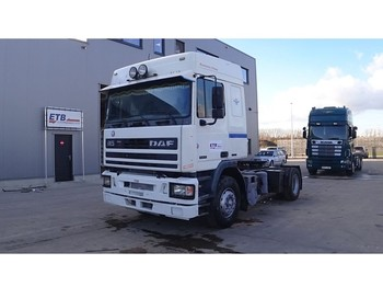 Tractor unit DAF 95 ATI 360 Space Cab (6 CYLINDER ENGINE WITH MANUAL PUMP / EURO 2)