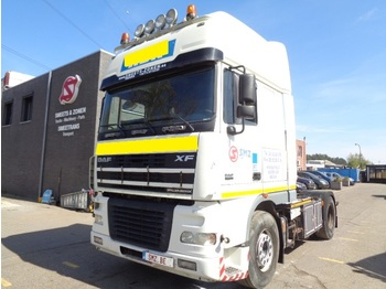 Tractor unit DAF 95 XF 430 SuperSpacecab Manual top 62200 km