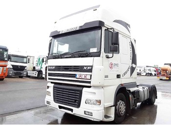 DAF 95 XF 430 SuperSpacecab/manual - tractor unit