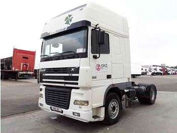 DAF 95 XF 430 SuperSpacecab manual - tractor unit