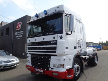 Tractor unit DAF 95 XF 430 spacecab manual