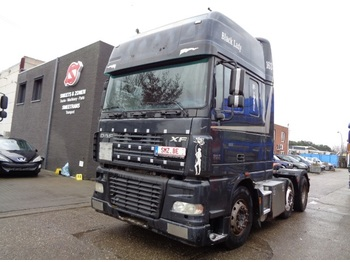 Tractor unit DAF 95 XF 480 SuperSpace As tronic