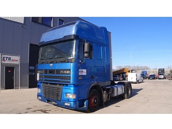 Tractor unit DAF 95 XF 480 Super Space Cab (EURO 3 / MANUAL GEARBOX / BOITE MANUELLE)