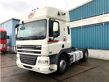 DAF CF85-410 SPACECAB (MANUAL GEARBOX / HYDRAULIC KIT / EURO 5 / AIRCONDITIONING) - tractor unit
