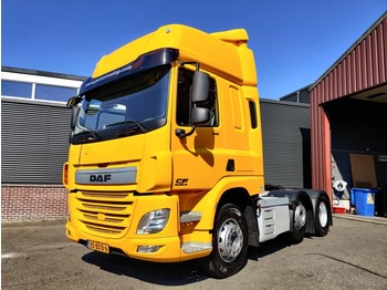 DAF FTG CF 440 6x2/4 SpaceCab Euro6 - 500L brandstof - Centraal smeersysteem - TOP! - 06/2021 APK - tractor unit
