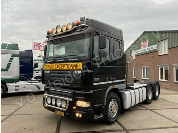 DAF FTS XF105.510 Retarder | Manual  - tractor unit