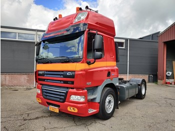 DAF FT CF85-460 4x2 SpaceCab Ate Euro5 - Kiephydrauliek - PTO - 9000kg voor-as - tractor unit