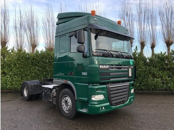 Tractor unit DAF FT XF105.410 Euro5 Manual