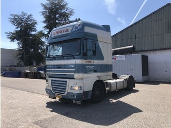 Tractor unit DAF FT XF105.410 - MANUAL - NL TRUCK