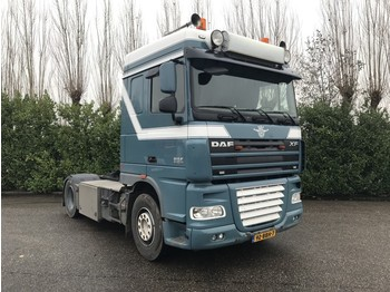 Tractor unit DAF FT XF105.460 Euro5 Manual