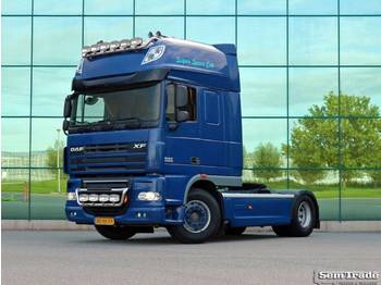 DAF FT XF105.460 SSC EURO 5 TOP CONDITION HOLLAND TRUCK - tractor unit