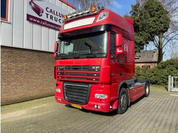 DAF FT XF105.460 SSC PTO Hydraulics - tractor unit