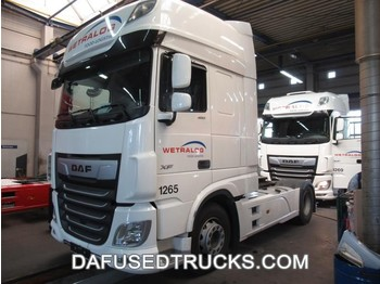 Tractor unit DAF FT XF480