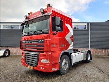 DAF FT XF 105-410 4x2 SpaceCab Euro5 - Spare Tire - Fridge - tractor unit