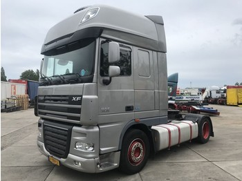 DAF FT XF 105.460 EURO 5 ATe LOW DECK - tractor unit