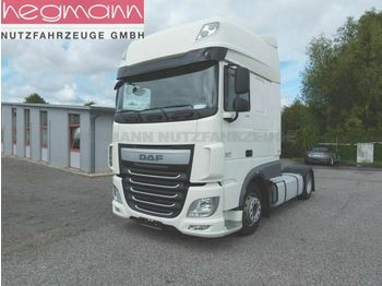 Tractor unit DAF FT XF 460 LD, SSC, ACC, 2 Tanks, Intarder, dE