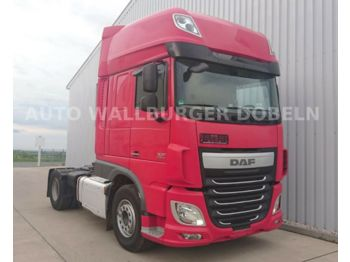 DAF SSC SUPER SPACE CAB XF 510 FT + KIPPHYD.  - tractor unit