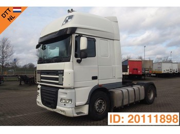 Tractor unit DAF XF105.410 Super Space Cab
