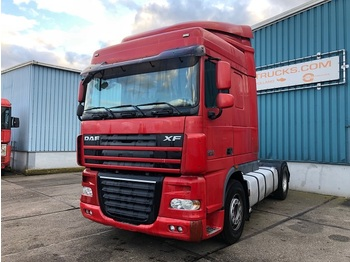DAF XF105-460 SPACECAB (MANUAL GEARBOX / EURO 5 / ZF-INTARDER / AIRCONDITIONING) - tractor unit
