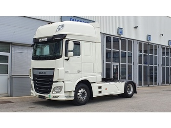 DAF XF105-460 SSC E6 Intarder - tractor unit