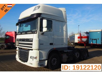 Tractor unit DAF XF105.460 Super Space Cab
