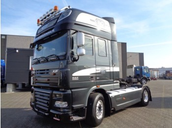 DAF XF105.510 + EURO 5 + Airco - tractor unit