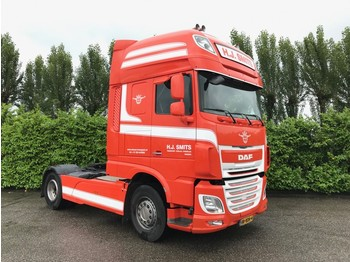Tractor unit DAF XF460 FT Euro6 Manual 9tons vooras