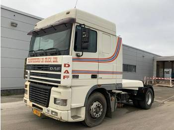 DAF XF95.430 MANUAL GEARBOX - tractor unit