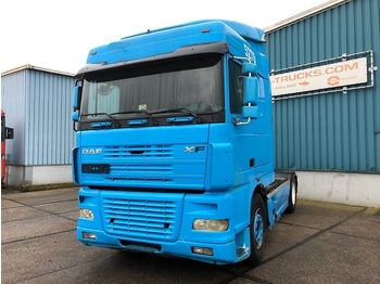 DAF XF95-430 SPACECAB (MANUAL GEARBOX / EURO 3 / AIRCONDITIONING) - tractor unit