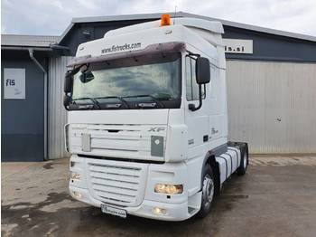 DAF XF 105.410 4x2 TRACTOR UNIT - MANUAL + RETARDER - tractor unit