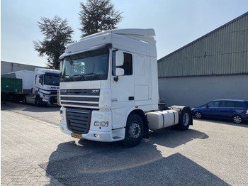 DAF XF 105.410 - AUTOMATIC - HYDRAULIC - NEW TIRES - NL TOP TRUCK - tractor unit