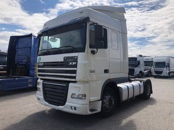 DAF XF 105.410 Space Cap, Euro5 - tractor unit