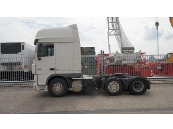 Tractor unit DAF XF 105.460 6X2 MANUAL GEARBOX EURO 5 SUPER SPACECAB