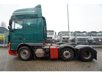 Tractor unit DAF XF 105.460 6X2 RETARDER MANUAL GEARBOX