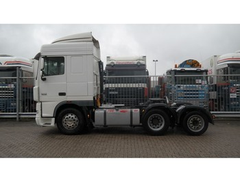 Tractor unit DAF XF 105.460 6X2 SPACECAB