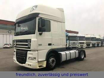 Tractor unit DAF * XF 105.460 * SUPER SPACE CUP * RETARDER * EURO