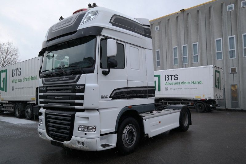 Tractor unit DAF XF 105 460 T SSC LIMITED EDITION — 2249706