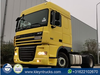 DAF XF 105.460 spacecab pto+hydr. - tractor unit